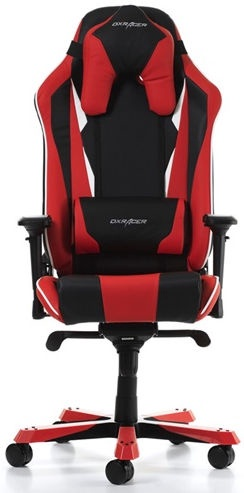 DXRacer Sentinel S28-NR Gaming Chair Black/Red
