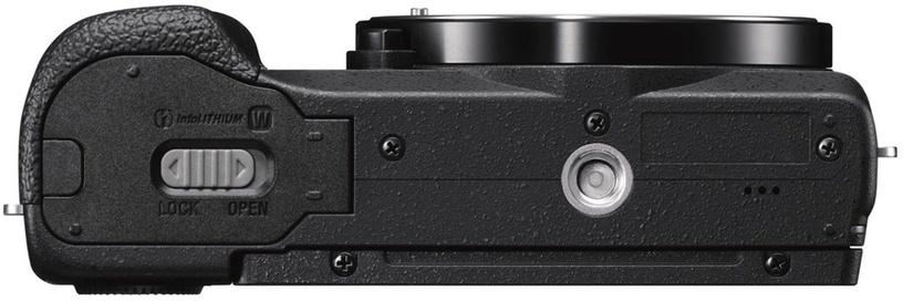 Sony Alpha A5100 Black Dual Lens 16-50mm / 55-210mm Kit