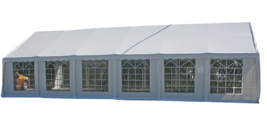 Home4you Party Tent 6x12m White