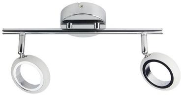 Candellux Aurelion Ceiling Lamp 2x4W LED 3000K Chrome
