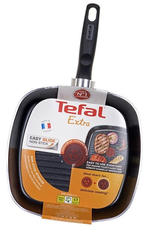Tefal Extra Grill Pan 26cm