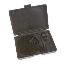 Augusaagide komplekt puidule, 19-127 mm, 16 tk