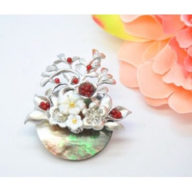 Vincento Brooch LD-8089