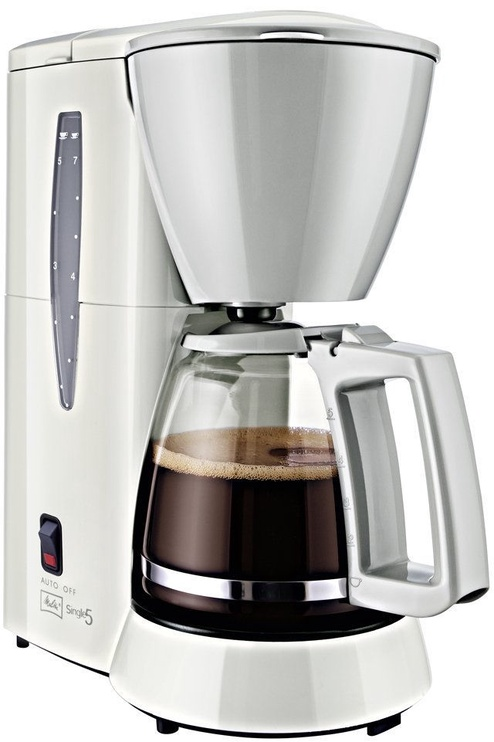 Kohvimasin Melitta Single 5 M 720-1/1 White/Gray