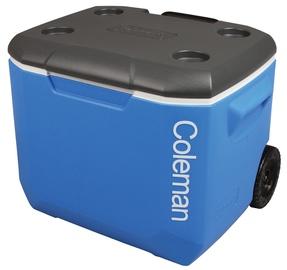 Külmakast Coleman 60QT Tricolor Blue, 56 l