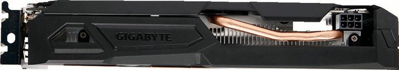 Gigabyte GeForce GTX 1050 Ti Windforce OC 4GB GGDR5 PCIE GV-N105TWF2OC-4GD