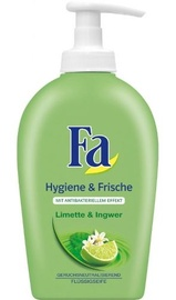Vedelseep Fa Hygiene & Freshness Lime & Ginger, 250 ml