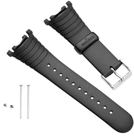 Suunto VECTOR Strap Kit Black Elastomer