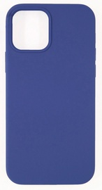 Evelatus Soft Touch Back Case For Apple iPhone 12 Pro Max Blue