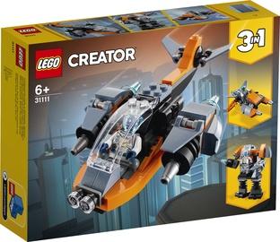 Constructor LEGO Creator Cyber Drone 31111