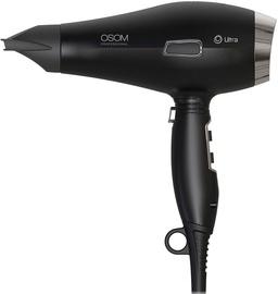 Osom Hair Dryer DC Motor Black