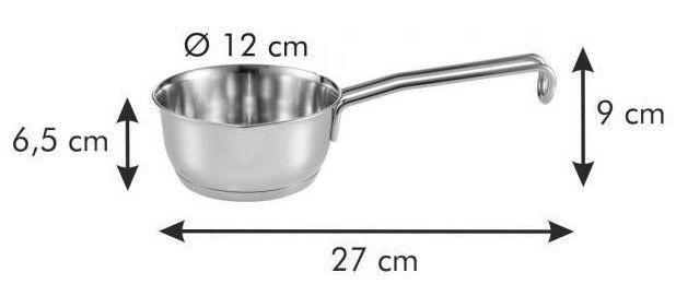 Tescoma Grandcheef Saucpan D12cm 0.5l