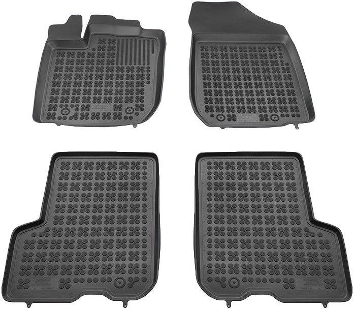 REZAW-PLAST Dacia Logan II MCV 2013 Rubber Floor Mats