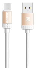 Remax Lovely Universal Micro USB Cable Gold 1m