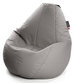 Кресло-мешок Qubo Comfort 90, серый, 200 л