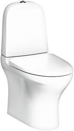 WC-pott Gustavsberg Estetic 8300 GB1183002R1231, kaanega, 370x680 mm