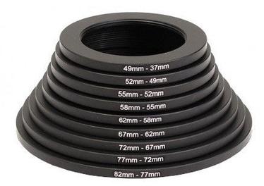 Fotocom Stepdown Filter Adapter 52-49mm