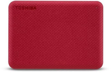 Toshiba Canvio Advance 1TB Red