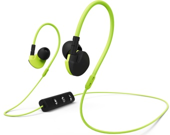 "Hama ""Active BT"" Bluetooth In-Ear Earphones Black/Yellow"