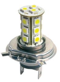Bottari LED H4 12V 60/55W Off Road 17898
