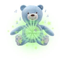 Karu - kaisuloom Chicco First Dreams, tuledega ja häälega, helesinine 08015.20