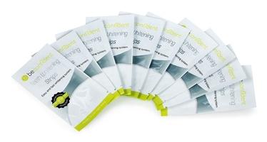 Beconfident Teeth Whitening X3 Strips 2x10pcs