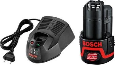 Bosch GBA 10.8V 2.0 Ah Battery + AL1130 Charger