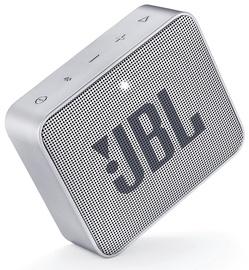 Беспроводной динамик JBL Go 2 Ash Gray, 3 Вт