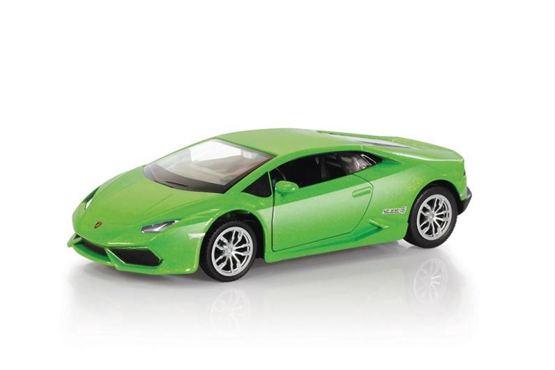 Mudelauto Lamborghini, 1:36
