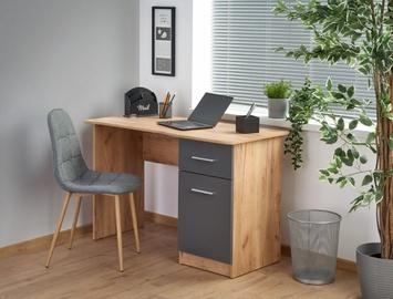 Письменный стол Halmar Elmod Craft Oak/Anthracite
