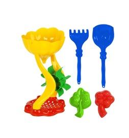 Набор игрушек для песочницы MDP, 5 шт.