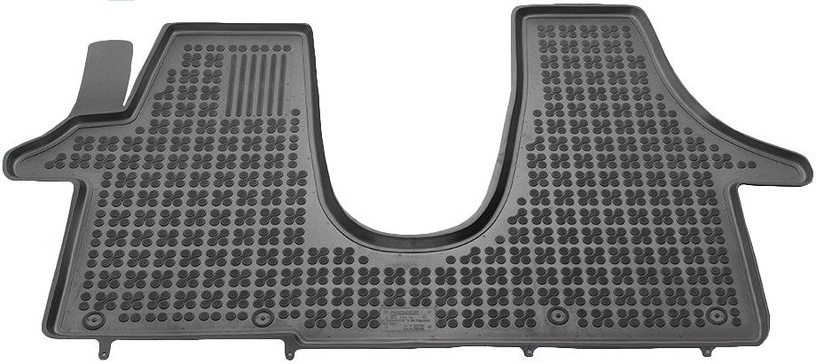 REZAW-PLAST VW Transporter T5 Max 2003 Rubber Floor Mats
