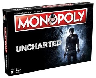 Lauamäng Hasbro Monopoly Uncharted, EN