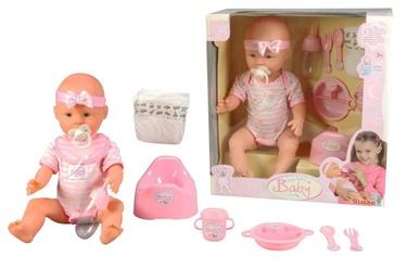 Nukk Simba New Born Baby 105039005 Pink