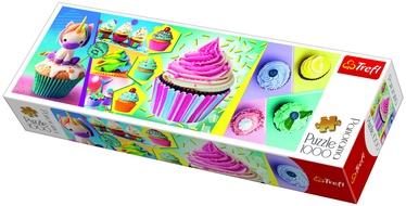 Trefl Colorful Cupcakes Puzzle 500pcs 29045