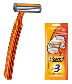 Bic 3 Sensitive 4pcs