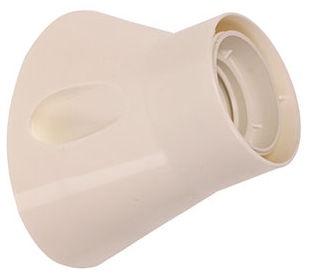 Reml Bulb Socket E27 Wall Mount Tilt White