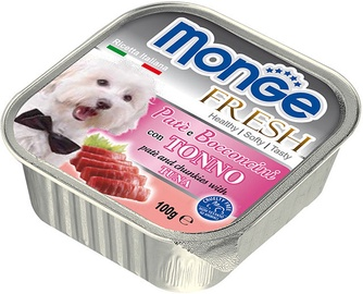 Monge Fresh Chunkies With Tuna 100g