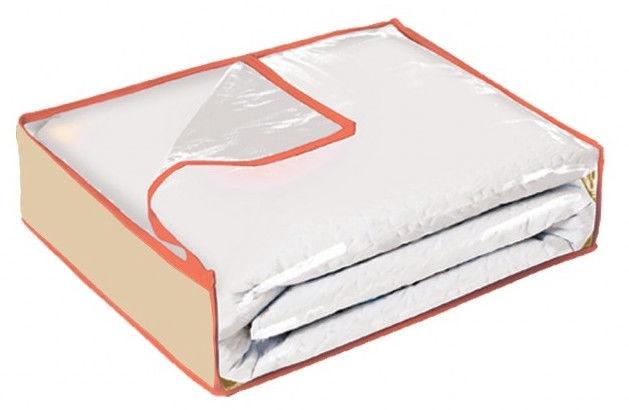 Rayen Blanket Box 65x55x20cm Beige