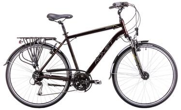 "Jalgratas Romet Wagant 3 19"" 28"" Brown 19"