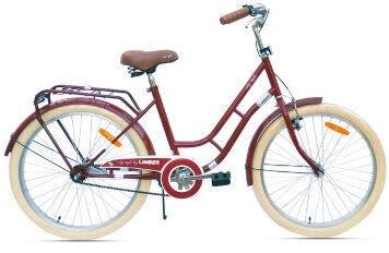 "Jalgratas Monteria Limber 24 Kids Red 2020, 24"""