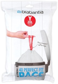 Brabantia Perfect Fit Bags Y 20l 40pcs