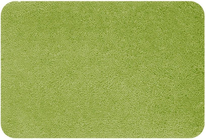 Spirella Highland Bathroom Rug Green