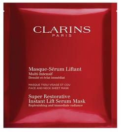 Clarins Super Restorative Instant Lift Serum-Mask 5pcs