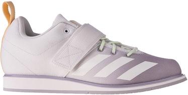 Adidas Powerlift 4 Shoes FU8166 White/Purple 41 1/3