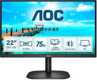 Монитор AOC 22B2DA, 21.5″, 4 ms
