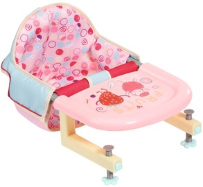 Zapf Creation Baby Annabell Lunch Time Feeding Chair 703168