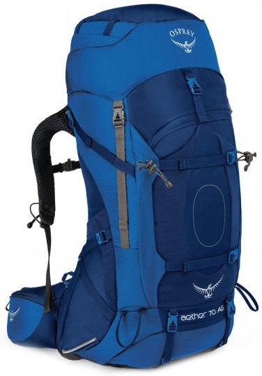 Osprey Aether AG 70 L Blue