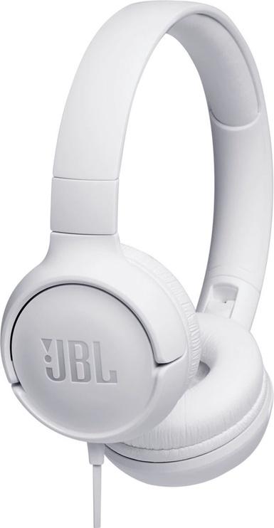 JBL Tune 500 on-Ear Headphones White