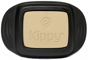 Kippy GPS Pet Finder Black